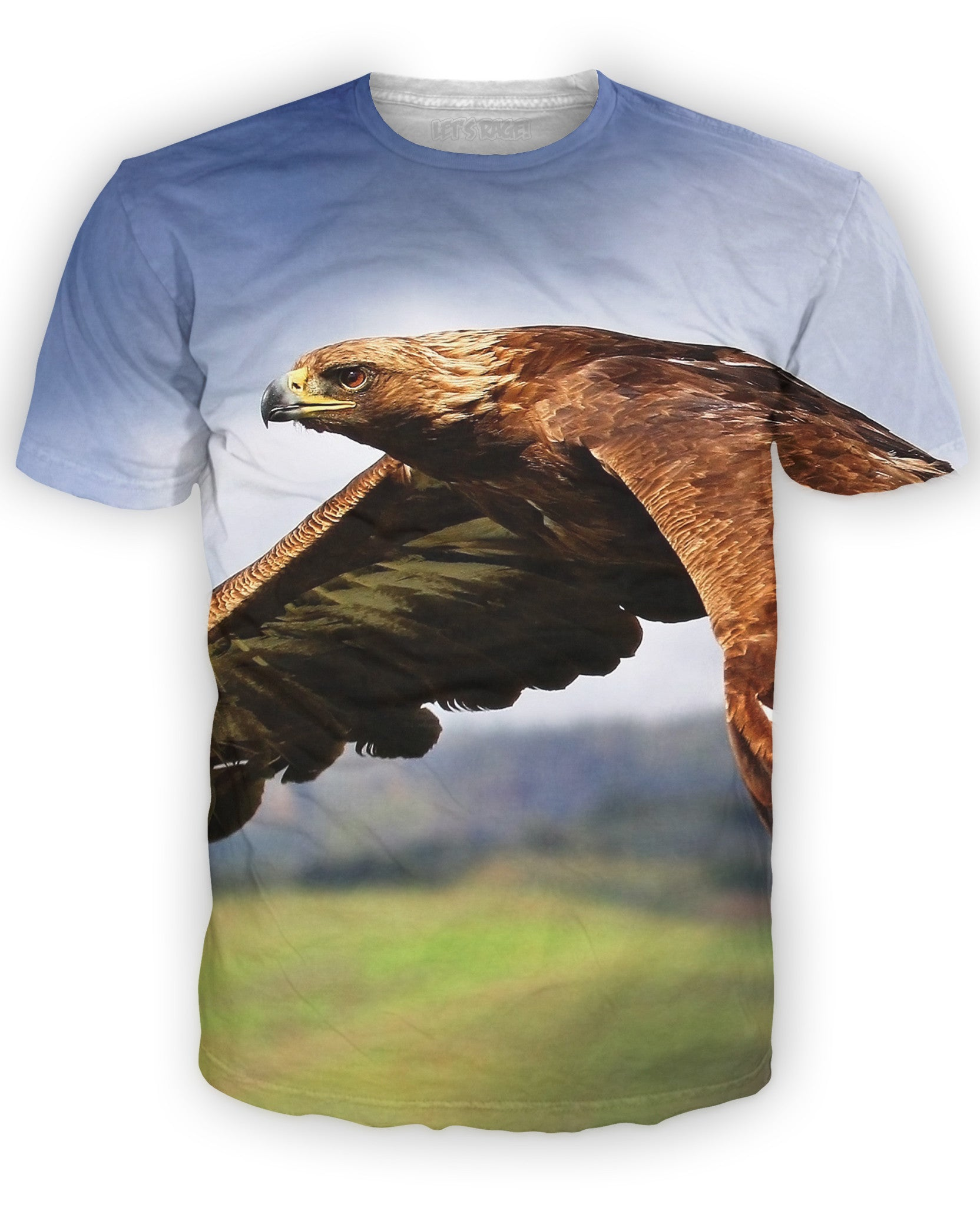 Fly Eagle Fly T-Shirt