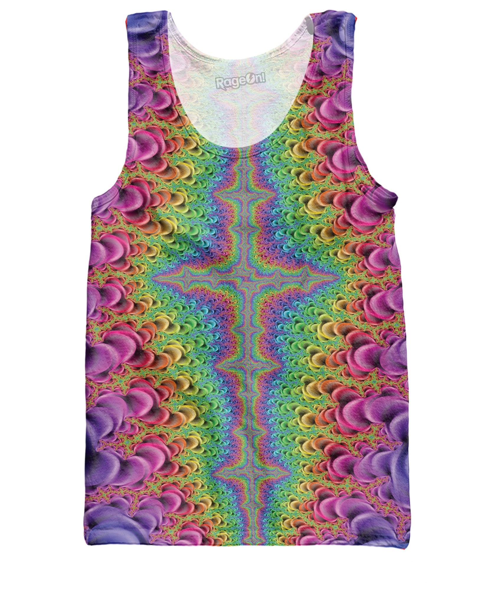 Fracture Tank Top