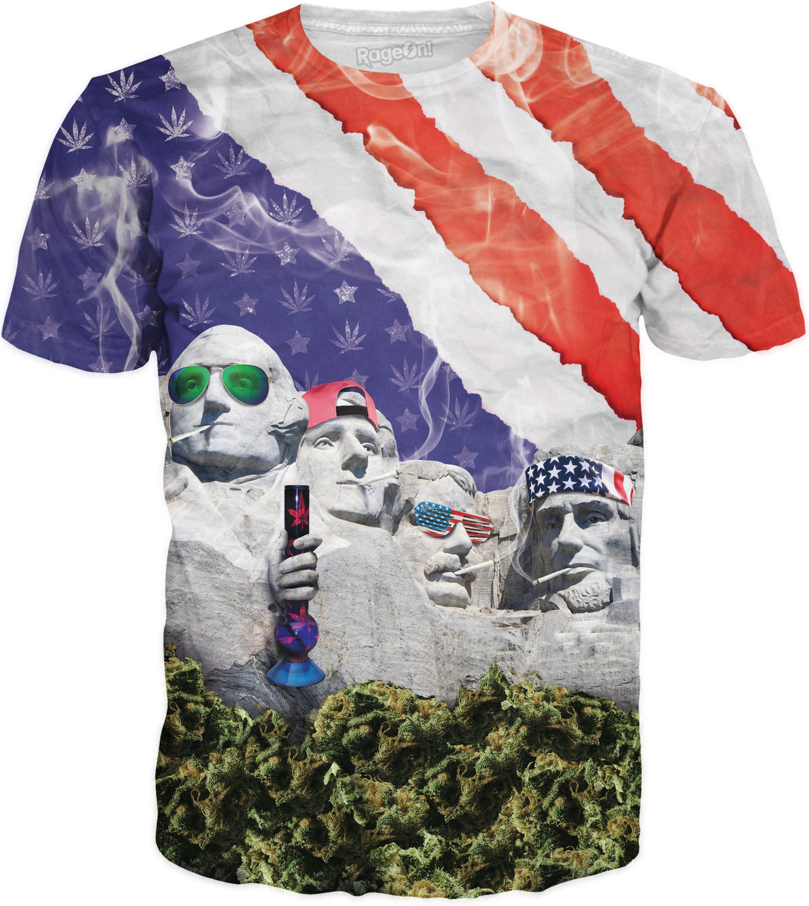 Mount Kushmore T-Shirt