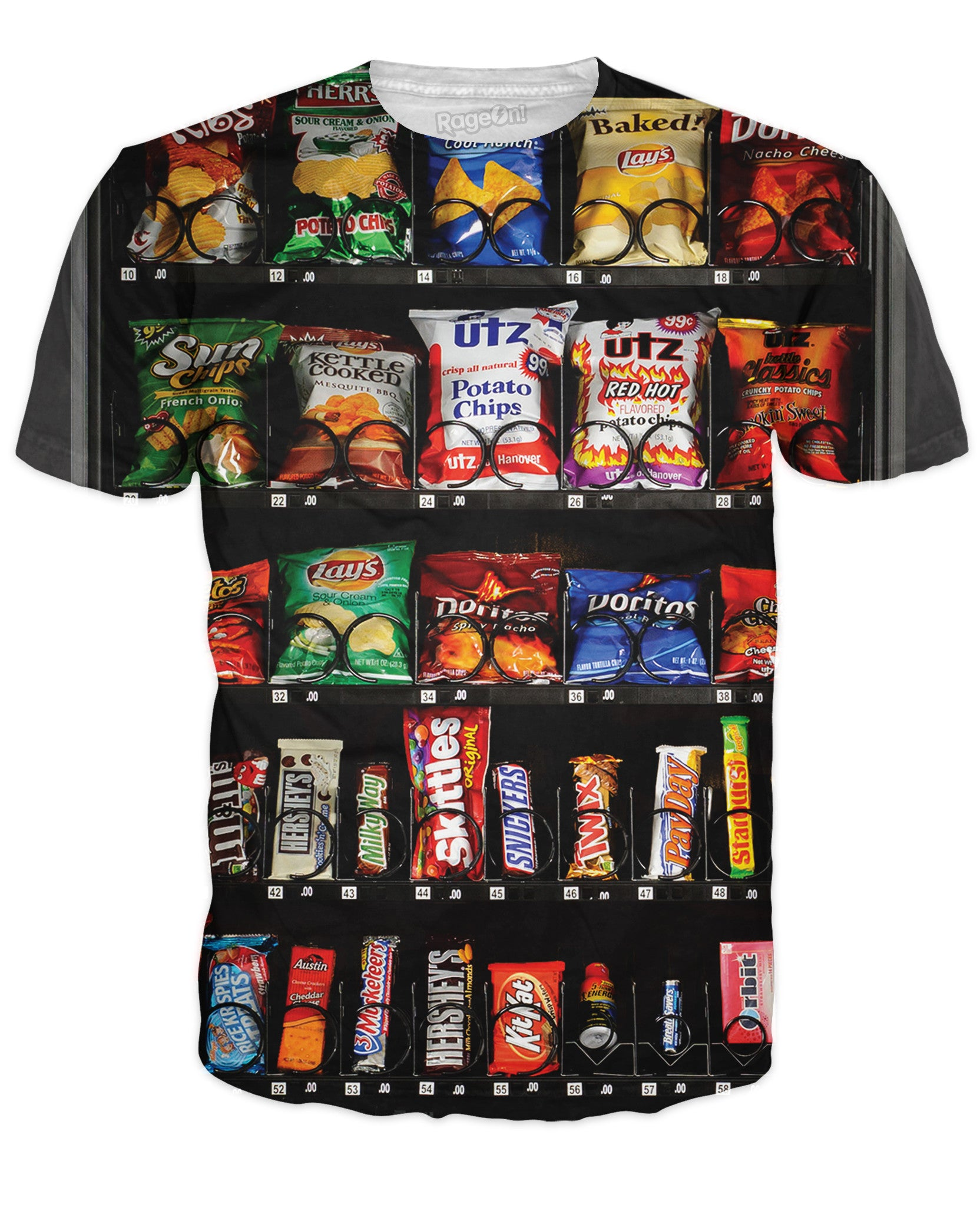 Vending Machine T-Shirt