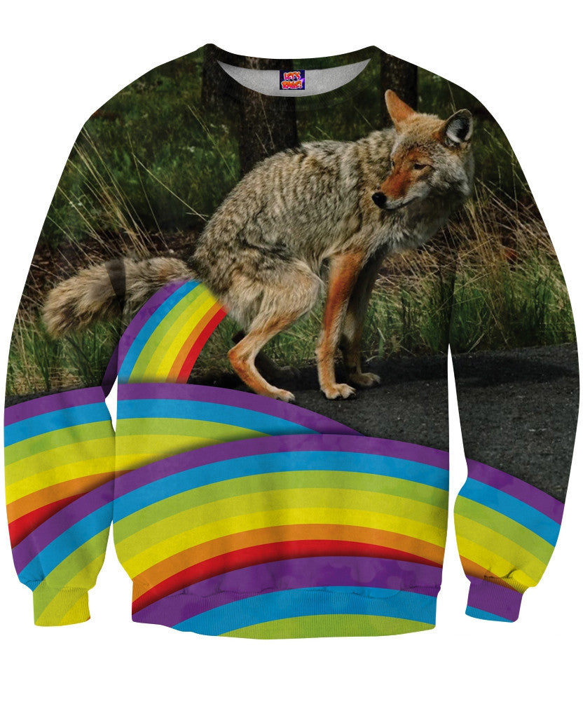 Go Rainbows Sweatshirt