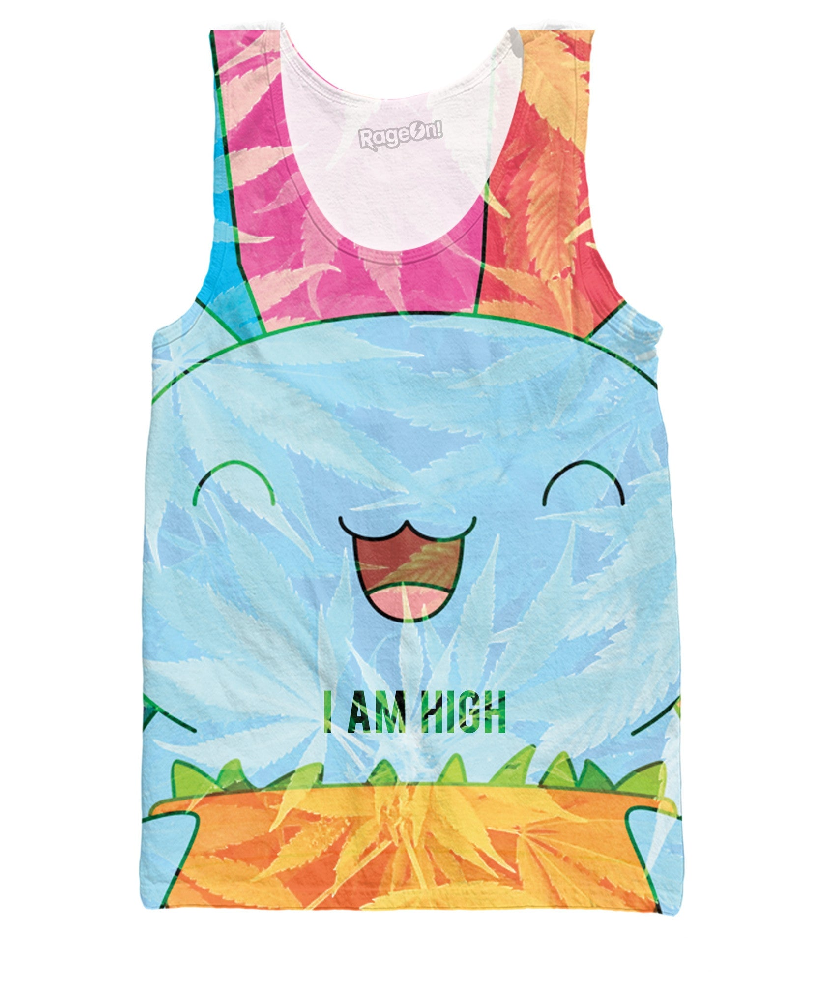 I Am High Tank Top