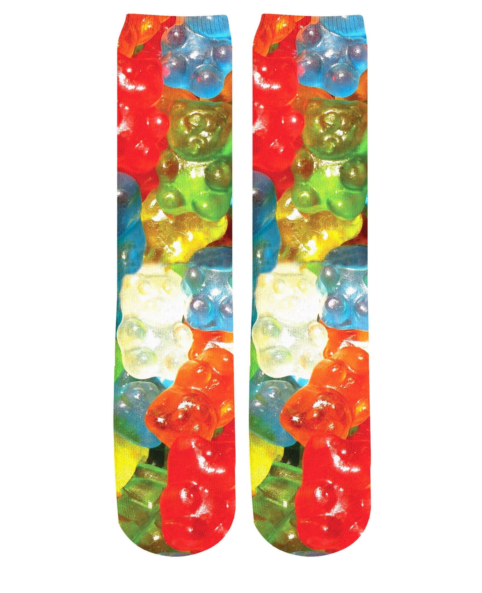 Gummy Bear Knee-High Socks