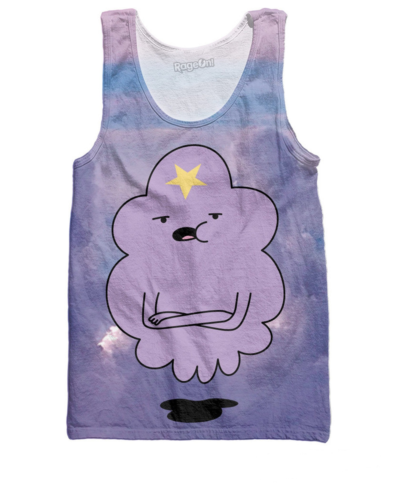 Lumpy Space Princess Tank Top