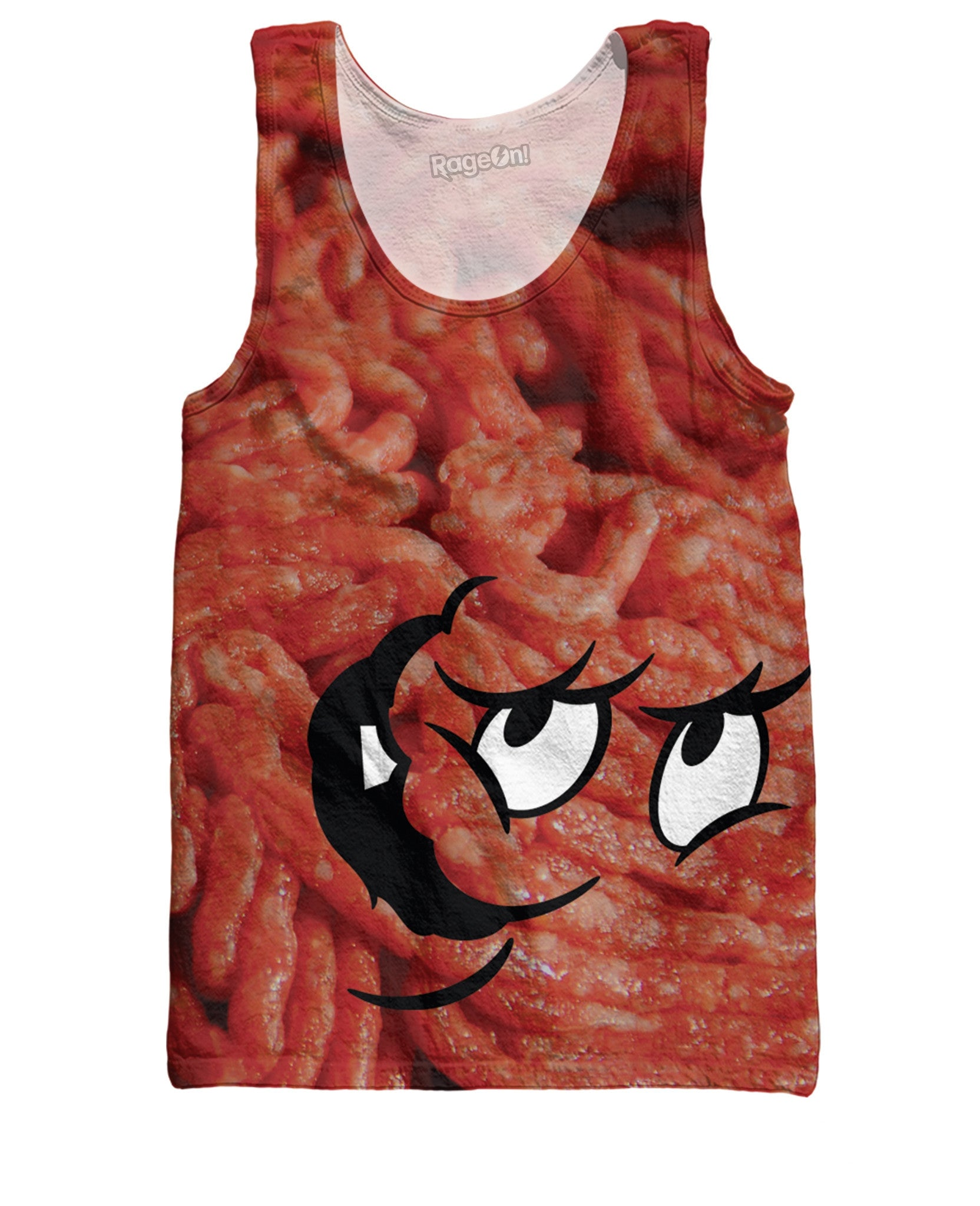 Meatwad Tank Top
