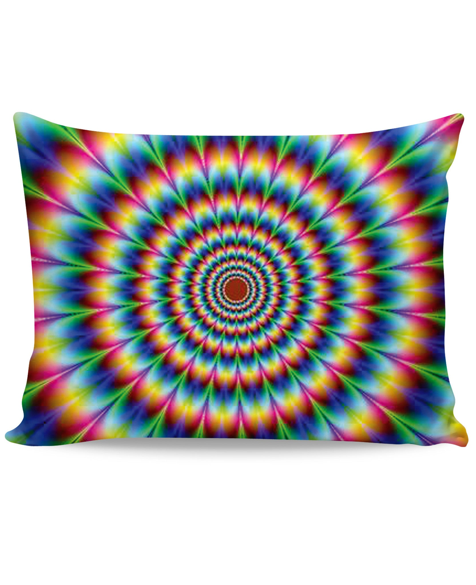 Into the Rainbow Pillow Case