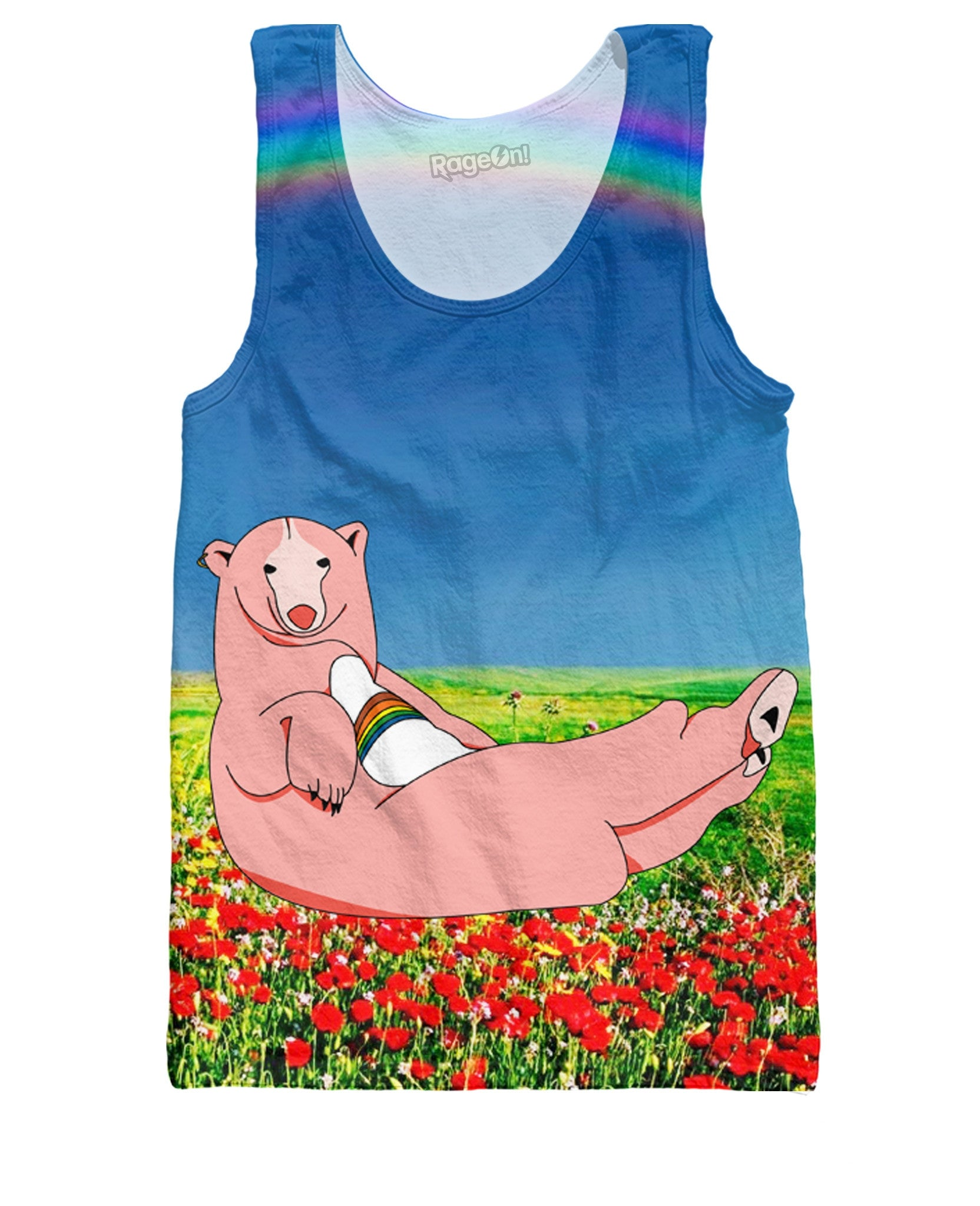 Cheer Bear Tank Top