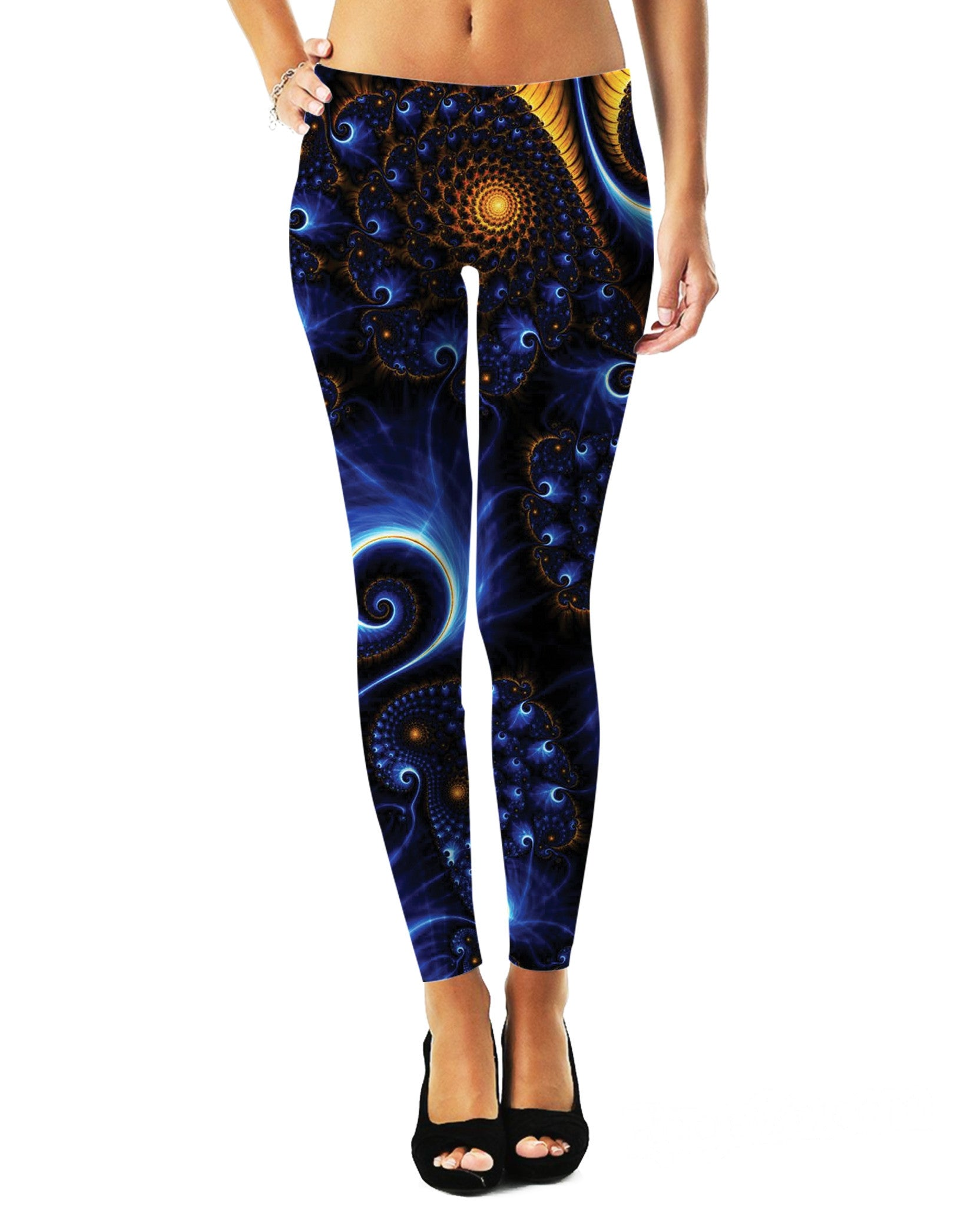 Swirlz Leggings