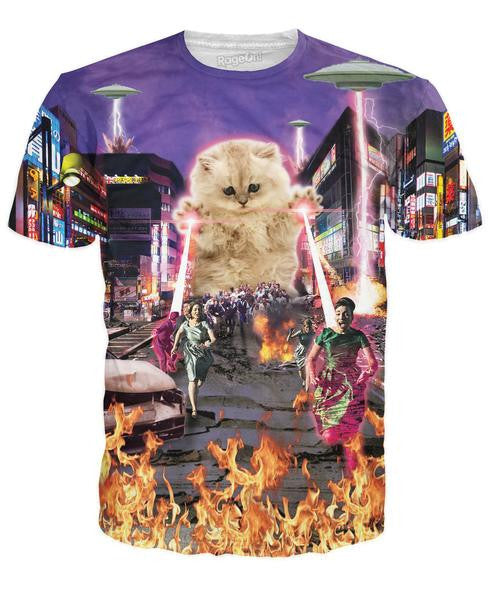 The Kitten No One Loved Tokyo T-Shirt