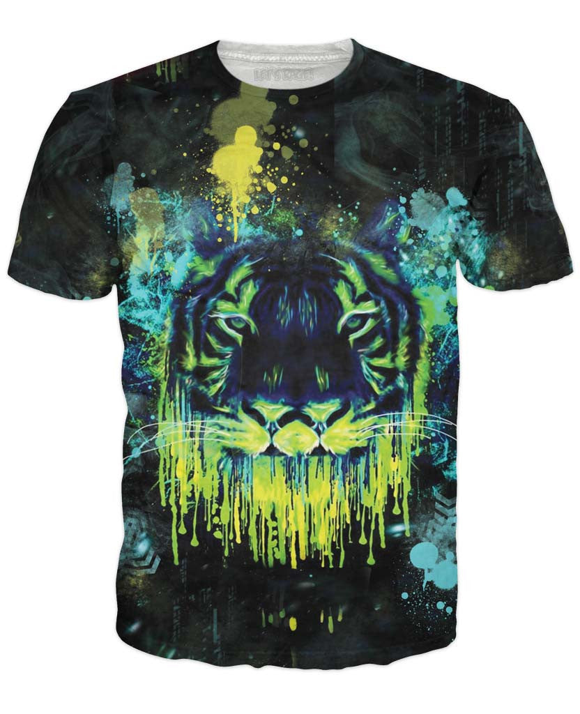 Tiger Drippy T-Shirt