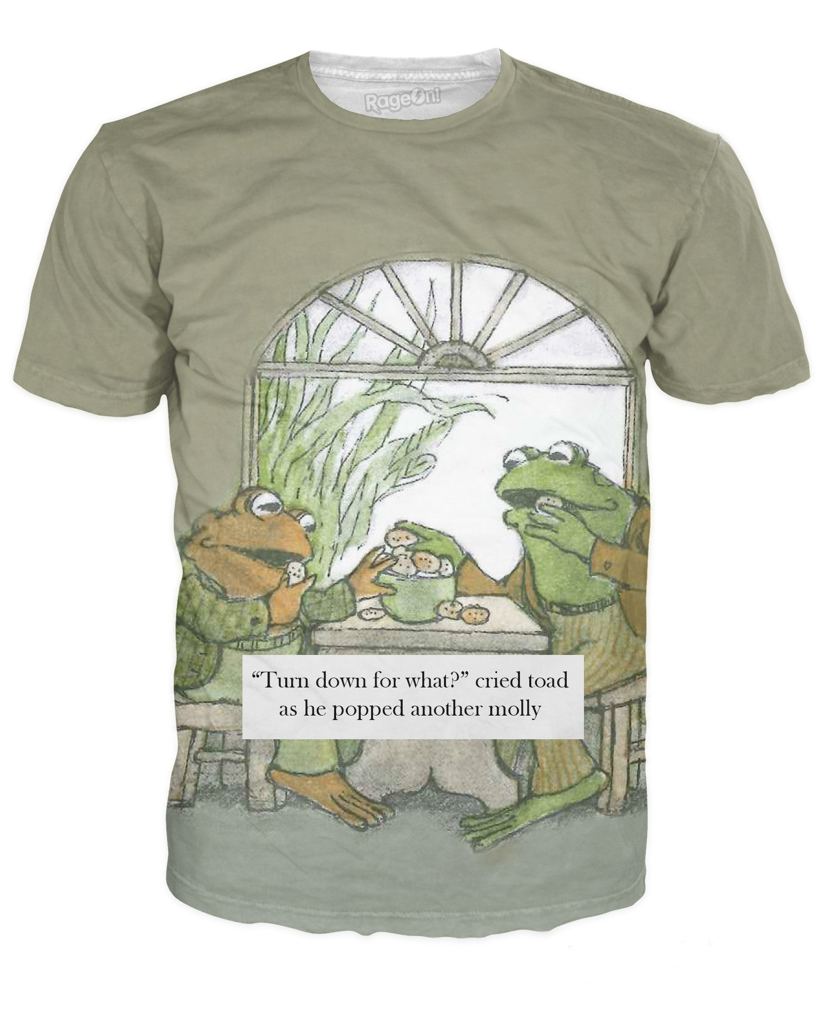 Frog And Toad T-Shirt