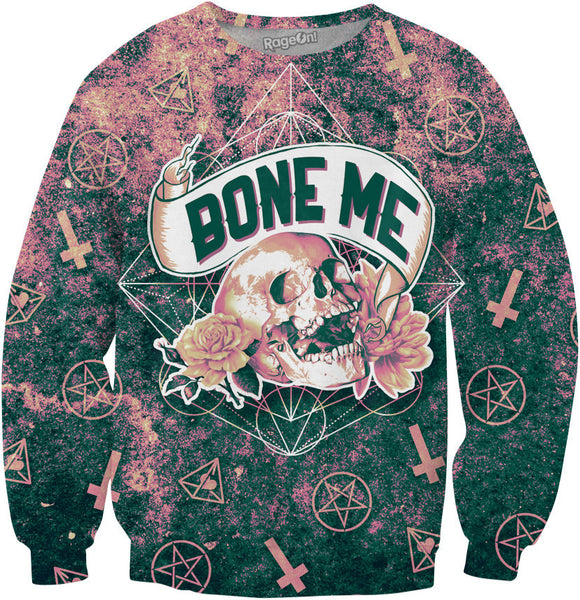 Bone Me Crewneck Sweatshirt