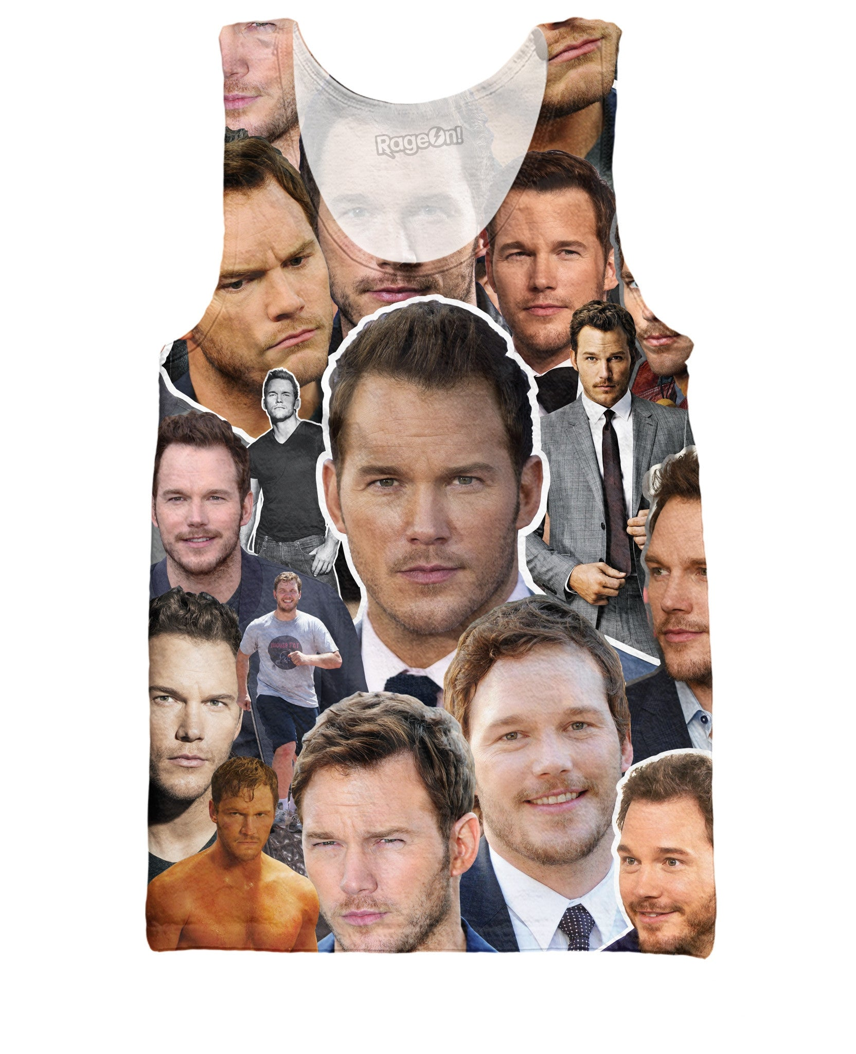 Chris Pratt Paparazzi Tank Top