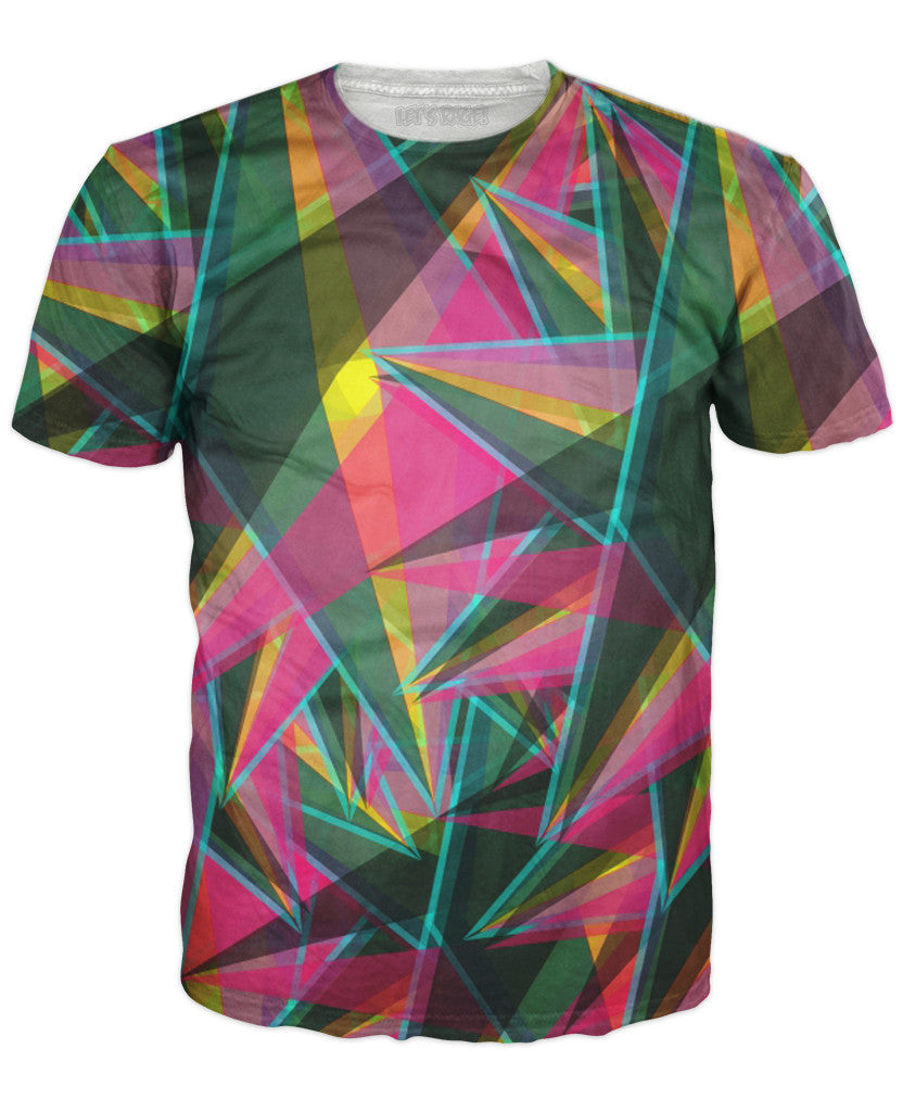 Transdimensional Triangles T-Shirt