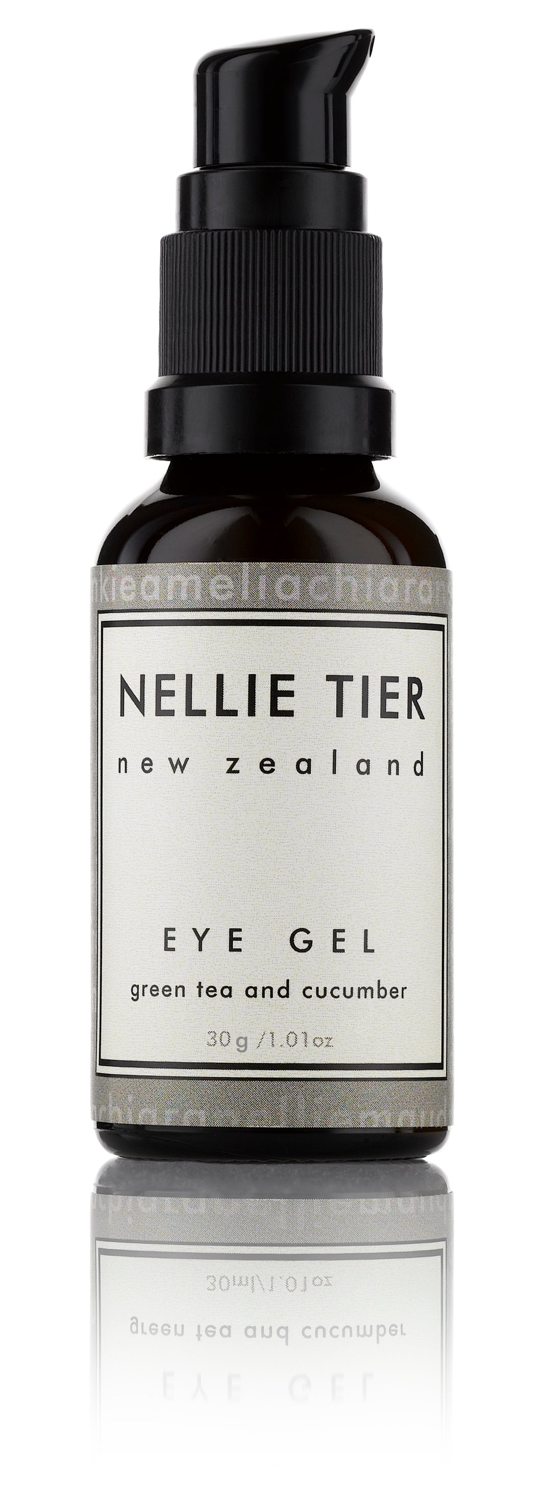 Eye Gel - Green Tea and Cucumber 30ml
