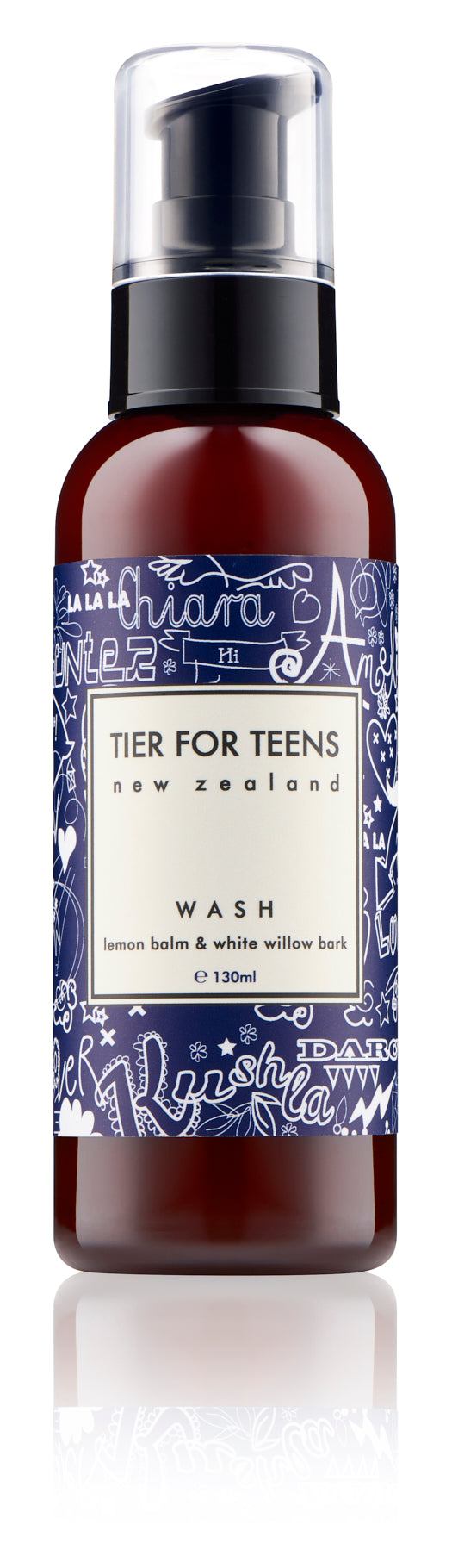 Tier For Teens Wash 130ml