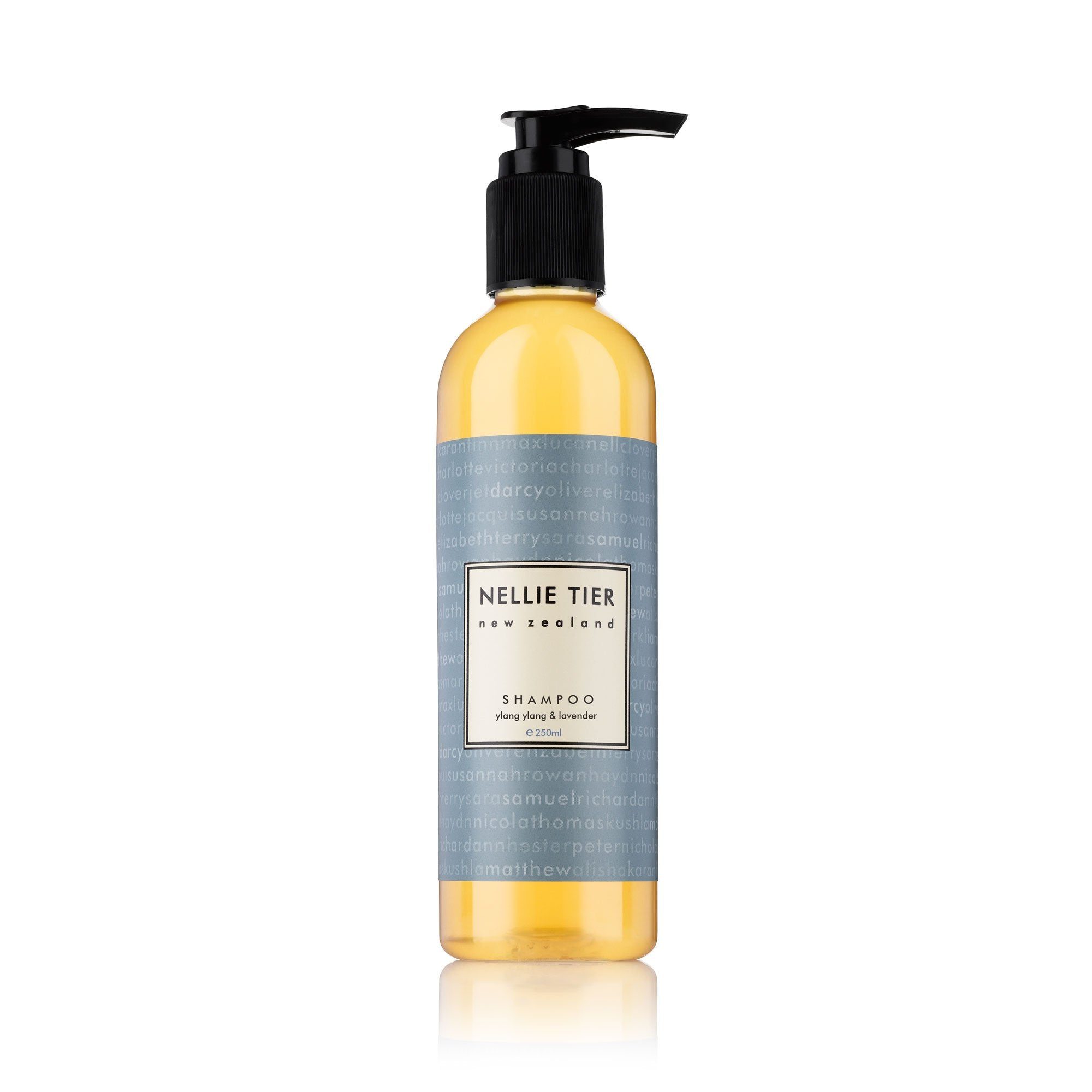 Shampoo - Ylang Ylang and Lavender 250ml