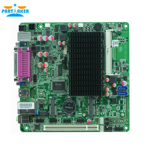 Industrial Embedded Mini Itx Motherboard ITX_H25_26 N2600