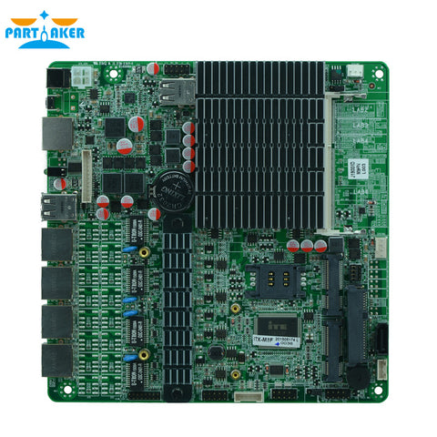 Firewall Industrial Embedded ITX_M9F Intel J1900 Motherboard