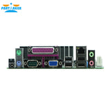 Mini Itx Industrial Embedded Motherboard Itx_H25_28 N2800