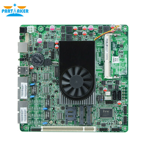 Mini ITX-M5V Motherboard Intel Chipset Security