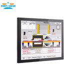 19 Inch 5 Wire Resistive Screen Fanless Panel PC Z16