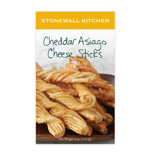 Stonewall Kitchen Cheddar Asiago Cheese Sticks