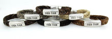 "cc1, Cowboy Collectibles Magnetic Clasp Bracelet 'Ride Free"" - Apparel - Cerrillos Station 