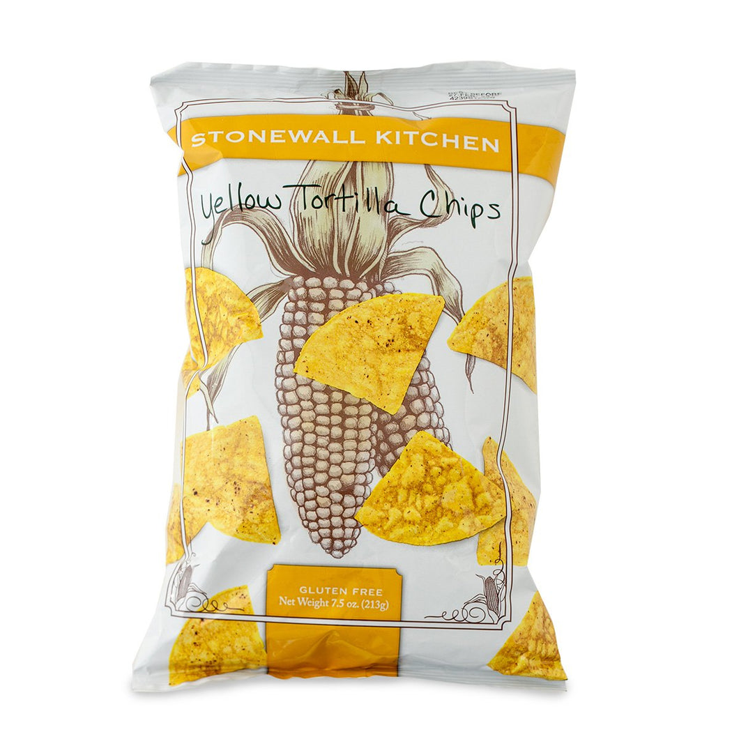Stonewall Kitchen Yellow Tortilla Chips - Grocery - Cerrillos Station | Fine Art Gallery, Native American Jewelry & Shop