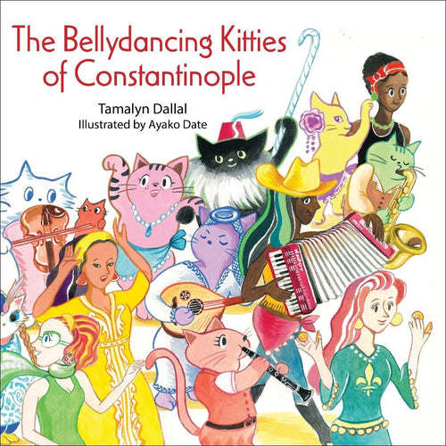 The Bellydancing Kitties of Constantinople - Book - Cerrillos Station | Fine Art Gallery, Native American Jewelry & Shop