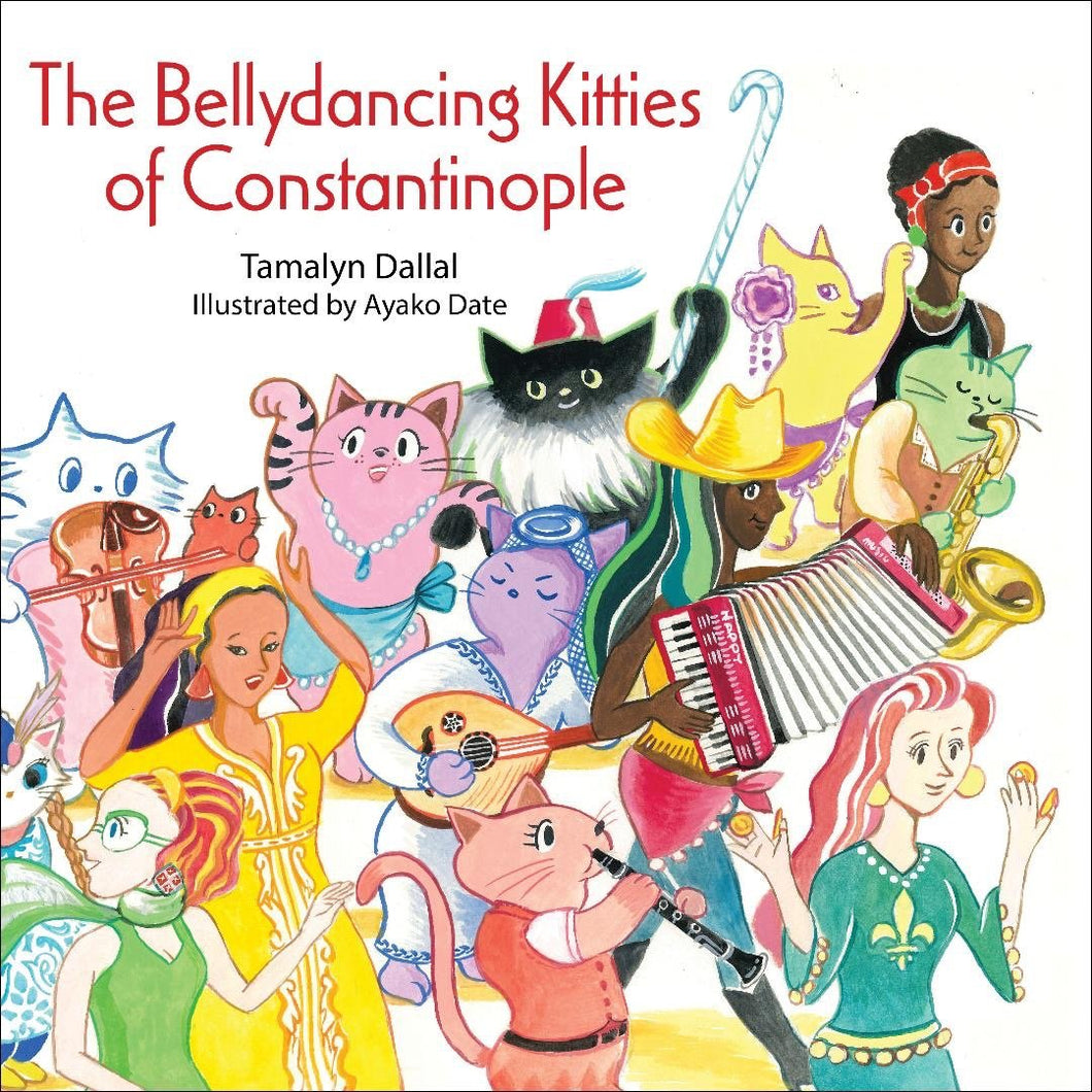 The Bellydancing Kitties of Constantinople