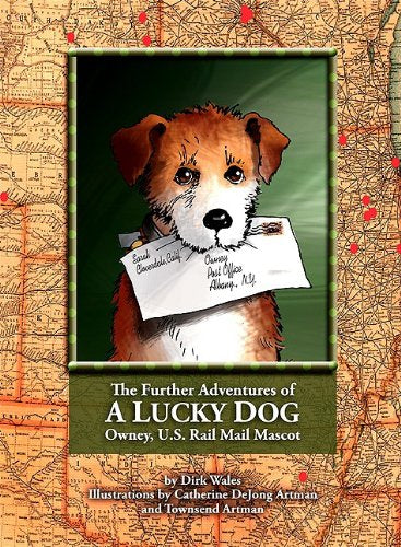 Book - Further Adventures of Lucky Dog - Book - Cerrillos Station | Fine Art Gallery, Native American Jewelry & Shop
