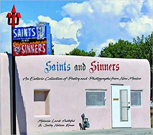 Saints & Sinners - books - Cerrillos Station | Fine Art Gallery, Native American Jewelry & Shop