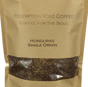 Redemption Road Coffee 1/4LB bags - Groceries - Cerrillos Station | Fine Art Gallery, Native American Jewelry & Shop