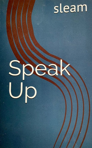 Speak Up- book by Sarah Leamy - Book - Cerrillos Station | Fine Art Gallery, Native American Jewelry & Shop