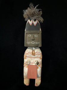 Kachina by Polyestewa, PO8 - Art - Cerrillos Station | Fine Art Gallery, Native American Jewelry & Shop