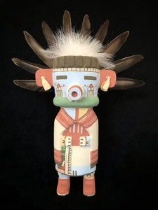 Kachina by Polyestewa, PO10 - Art - Cerrillos Station | Fine Art Gallery, Native American Jewelry & Shop