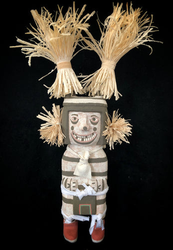 Kachina by Polyestewa, PO11 - Art - Cerrillos Station | Fine Art Gallery, Native American Jewelry & Shop