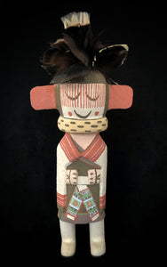 Kachina by Polyestewa, PO9 - Art - Cerrillos Station | Fine Art Gallery, Native American Jewelry & Shop