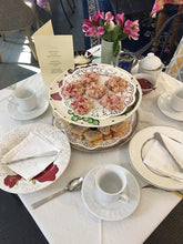 Afternoon Tea, February 3rd, 2018