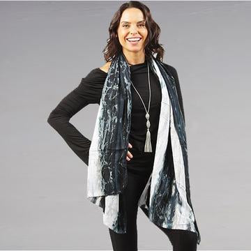 Wrapsody Scarf by Hands To Hearts