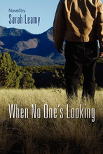 When No One's Looking - Book - Cerrillos Station | Fine Art Gallery, Native American Jewelry & Shop