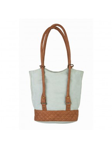 2in1 Convertible Tote Pistachio by Mona B MD5916