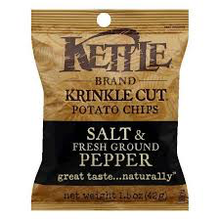 Kettle Potato Chips Small Size