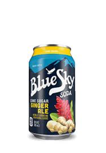 Blue Sky Soda a variety of flavors