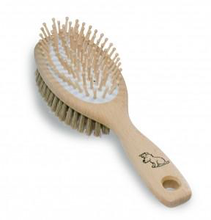 HE2 Heaven in Earth Pet Brush wood pins and bristle