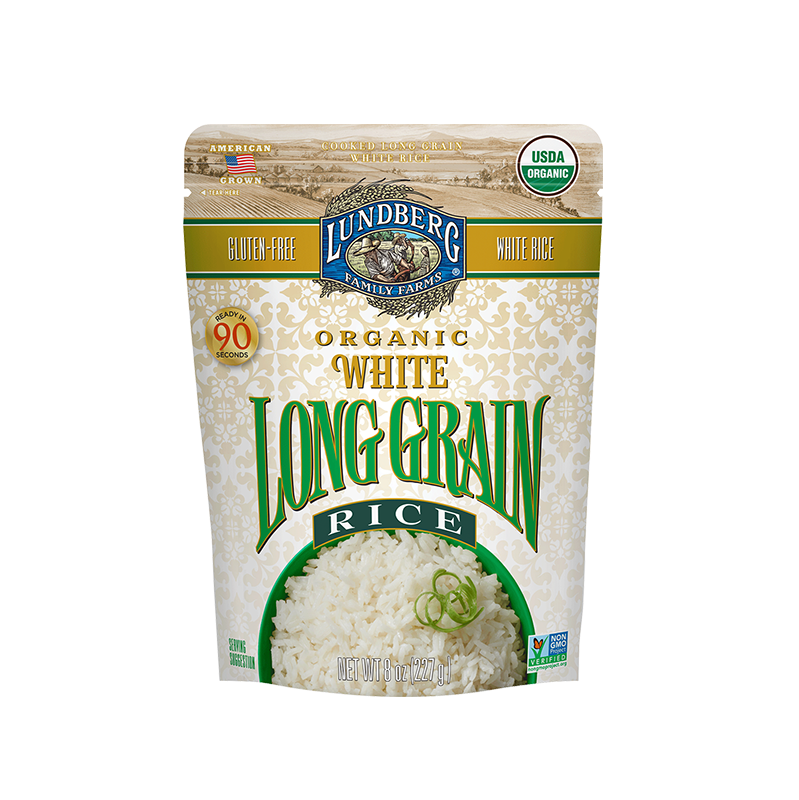 Lundberg Pre-Cooked Long Grain Wild Rice