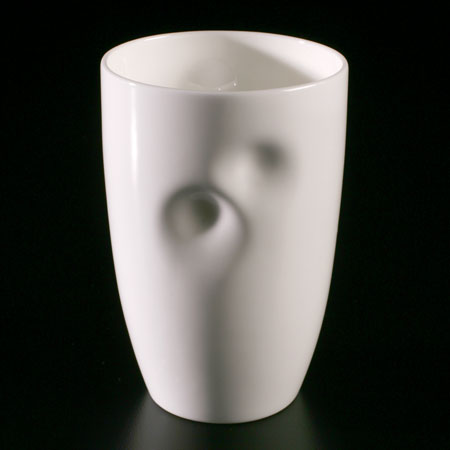 Yuki Murata Smush Tumbler - Art - Cerrillos Station | Fine Art Gallery, Native American Jewelry & Shop