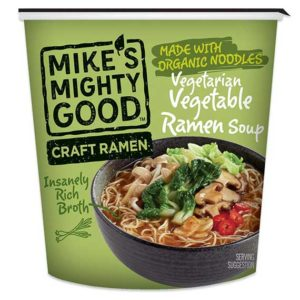 Mikes Mighty Good Craft Ramen Soup
