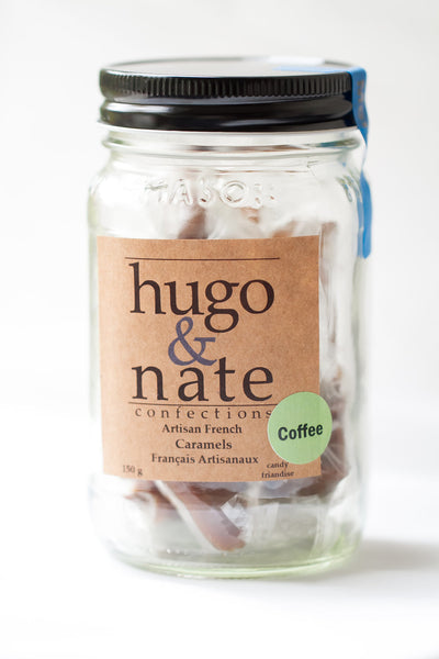 Artisan Caramels, by the jar